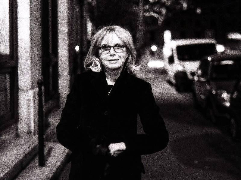 Bulle Ogier (portrait de nuit) Paris 2012