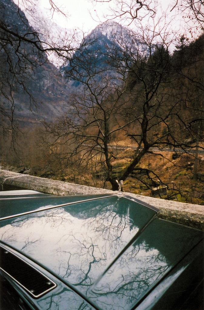 Southern of Switzerland, 2003