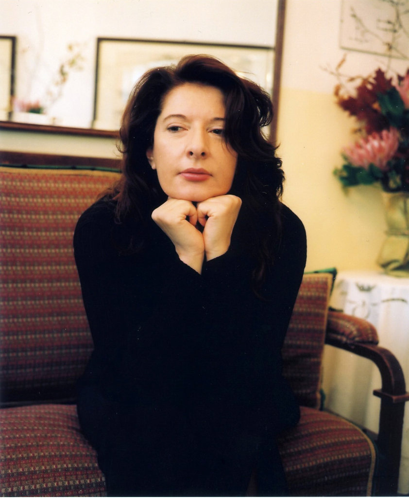 Marina Abramovic, Milan, 2005