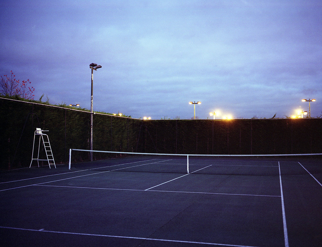 Tennis Court 2013