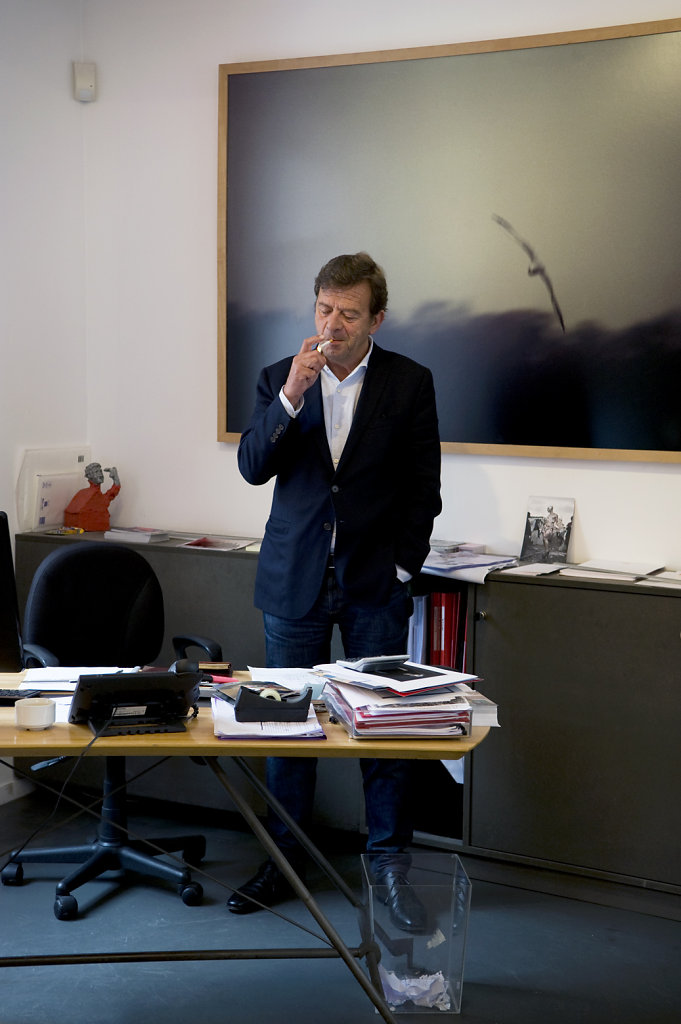 Antoine de Galbert La Maison rouge 2016