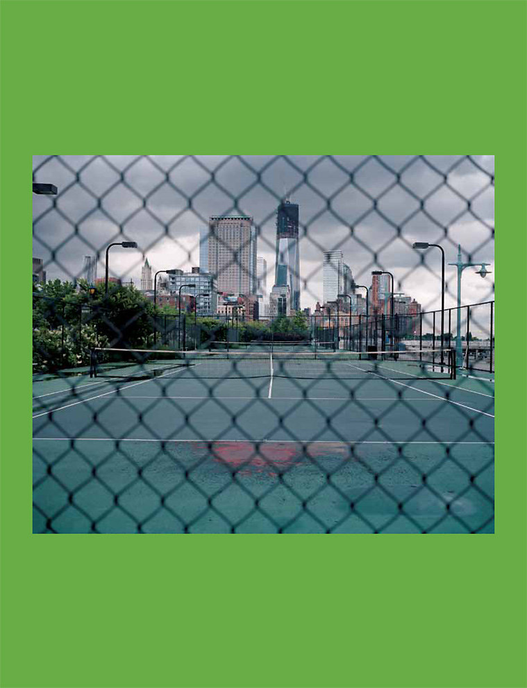 Tennis Courts II Book 2013