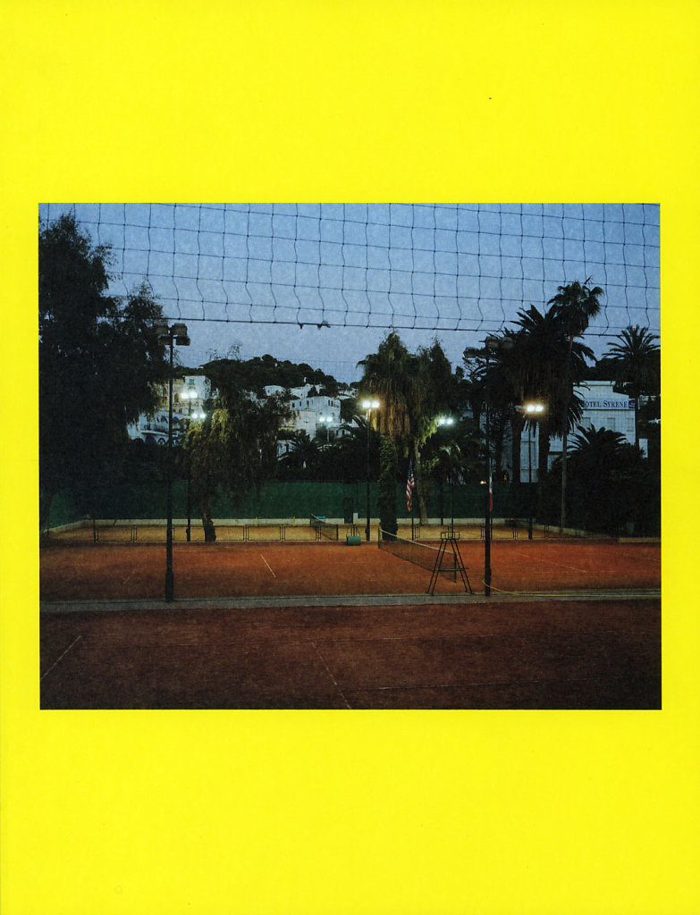 Tennis Courts Book 2009
