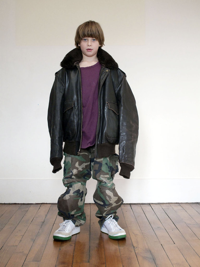Paris 2009 (My Clothes Series)