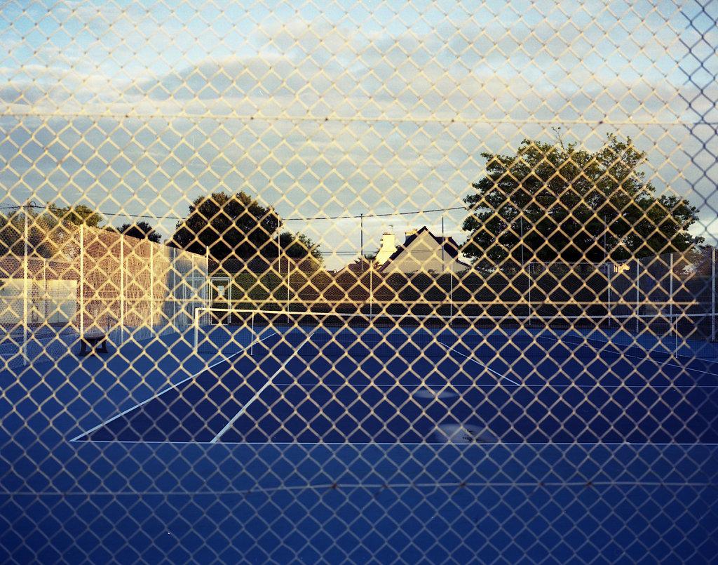 Tennis Court 2015