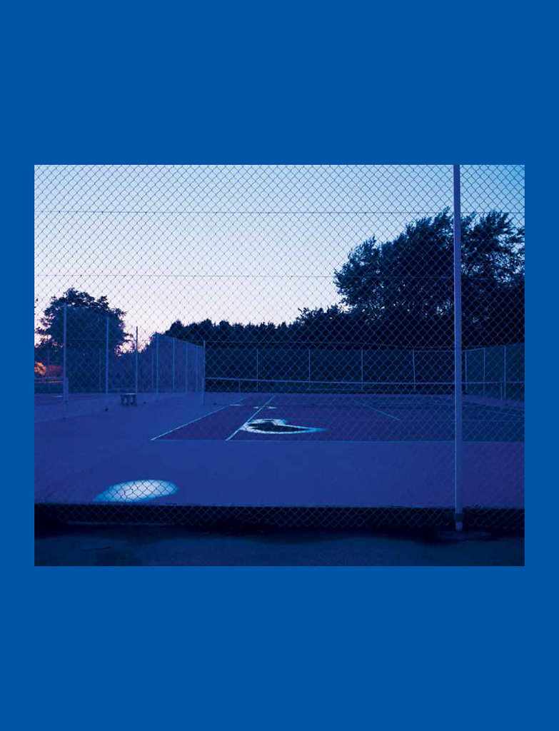 Tennis Courts III Book 2018